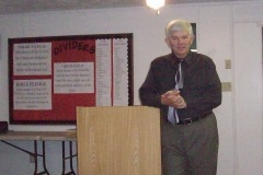 Charles Teaching